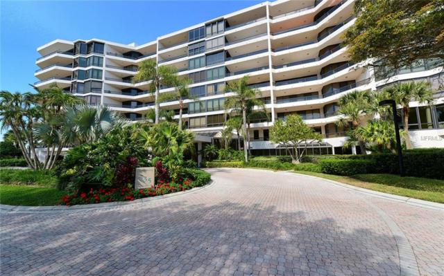 535 Sanctuary Drive A502, Longboat Key, FL 34228 (MLS #A4181020) :: KELLER WILLIAMS CLASSIC VI