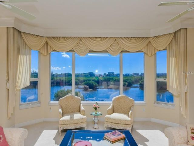 5440 Eagles Point Circle #103, Sarasota, FL 34231 (MLS #A4185365) :: Five Doors Real Estate - New Tampa