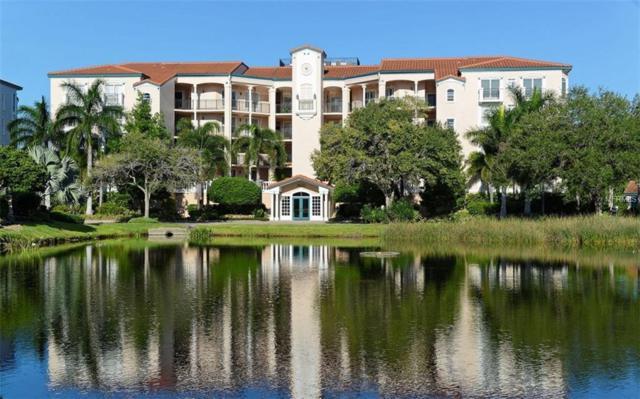 5420 Eagles Point Circle #201, Sarasota, FL 34231 (MLS #A4195356) :: The Duncan Duo Team