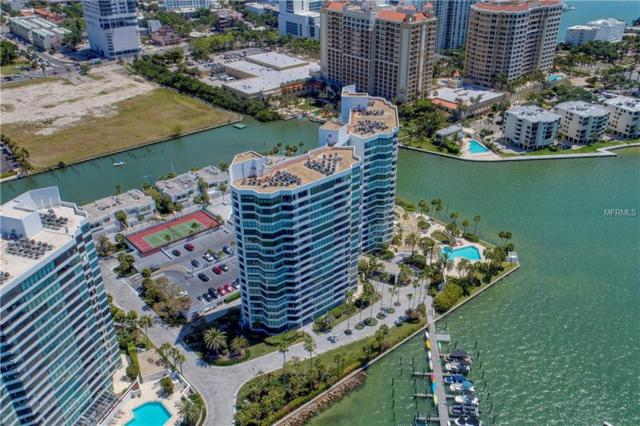 888 Blvd Of The Arts #1906, Sarasota, FL 34236 (MLS #A4195979) :: Team Bohannon Keller Williams, Tampa Properties