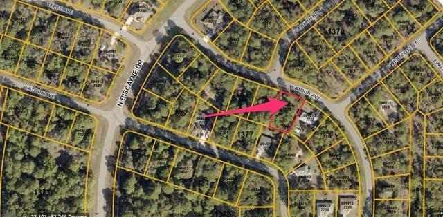 Latour Ave, North Port, FL 34291 (MLS #A4196101) :: Sarasota Home Specialists