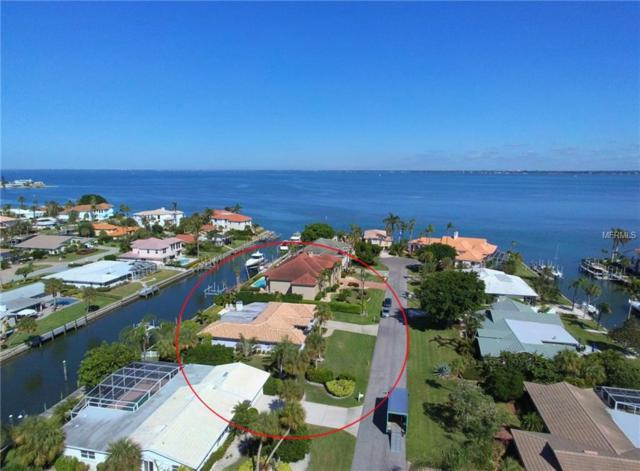 537 Ketch Lane, Longboat Key, FL 34228 (MLS #A4199063) :: Griffin Group