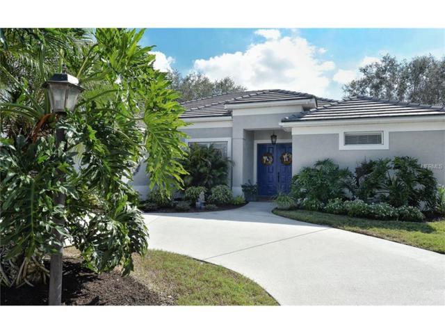842 Oak Briar Lane, Osprey, FL 34229 (MLS #A4200805) :: Medway Realty