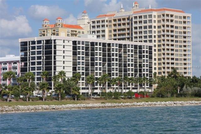 11 Sunset Drive #807, Sarasota, FL 34236 (MLS #A4202340) :: The Duncan Duo Team