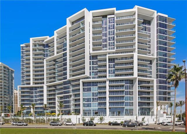 1155 N Gulfstream Avenue #305, Sarasota, FL 34236 (MLS #A4202467) :: The Duncan Duo Team