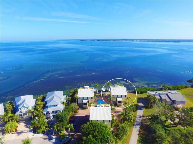244 S Harbor Drive #3, Holmes Beach, FL 34217 (MLS #A4205490) :: Team Bohannon Keller Williams, Tampa Properties
