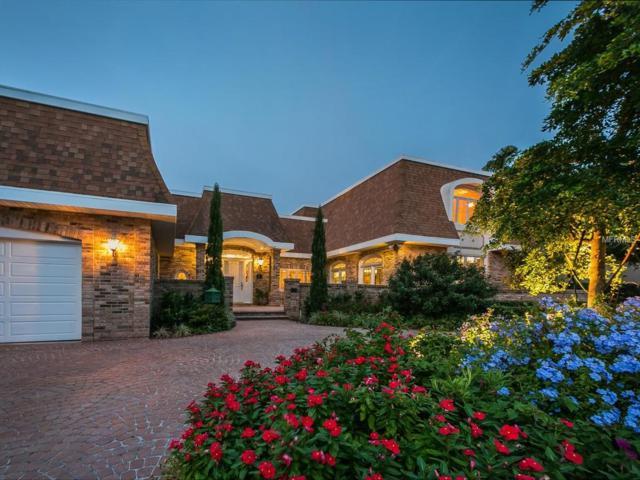 815 Tropical Circle, Sarasota, FL 34242 (MLS #A4205553) :: Medway Realty