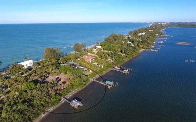 N Casey Key Road, Osprey, FL 34229 (MLS #A4205601) :: Griffin Group