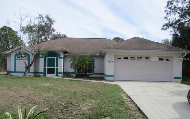 5024 Alibi Terrace, North Port, FL 34286 (MLS #A4207967) :: RE/MAX Realtec Group
