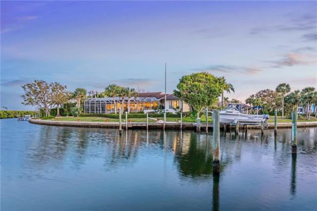 1640 Harbor Cay Lane, Longboat Key, FL 34228 (MLS #A4208328) :: The Price Group