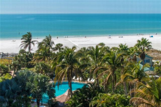 5880 Midnight Pass Road #810, Sarasota, FL 34242 (MLS #A4208619) :: The Duncan Duo Team
