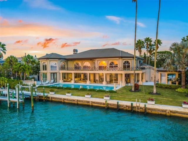 614 S Owl Drive, Sarasota, FL 34236 (MLS #A4213262) :: McConnell and Associates