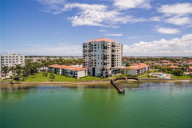 6287 Bahia Del Mar Circle #503, St Petersburg, FL 33715 (MLS #A4400148) :: The Duncan Duo Team