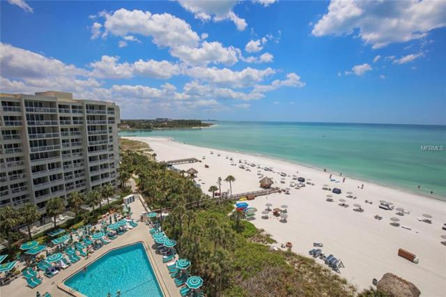 230 Sands Point Road #3902, Longboat Key, FL 34228 (MLS #A4400725) :: The Duncan Duo Team