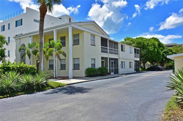 170 Roosevelt Drive #17, Sarasota, FL 34236 (MLS #A4407091) :: KELLER WILLIAMS CLASSIC VI