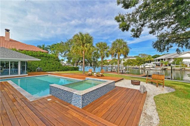 1449 Hillview Drive, Sarasota, FL 34239 (MLS #A4407215) :: Griffin Group