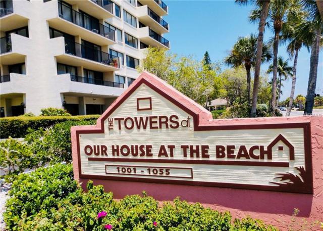 1001 Beach Road A-403, Sarasota, FL 34242 (MLS #A4409280) :: The Duncan Duo Team