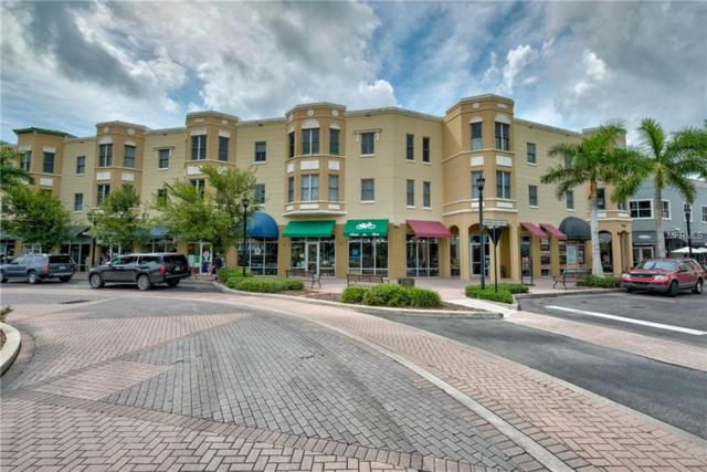 8111 Lakewood Main Street #207, Lakewood Rch, FL 34202 (MLS #A4410672) :: McConnell and Associates