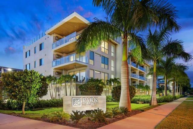129 Taft Drive W301, Sarasota, FL 34236 (MLS #A4413864) :: FL 360 Realty