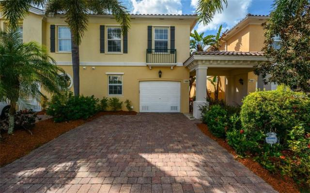 1406 Burgos Drive #1, Sarasota, FL 34238 (MLS #A4415612) :: The Duncan Duo Team
