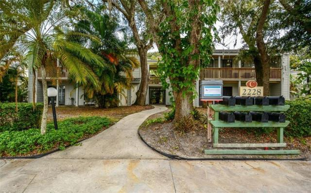 2228 Bahia Vista Street C2, Sarasota, FL 34239 (MLS #A4419724) :: Mark and Joni Coulter | Better Homes and Gardens