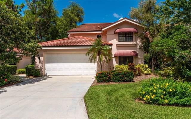 7726 Fairway Woods Drive #1401, Sarasota, FL 34238 (MLS #A4421430) :: RE/MAX Realtec Group