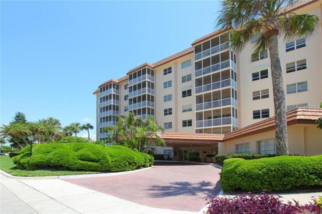 800 Benjamin Franklin Drive #701, Sarasota, FL 34236 (MLS #A4422269) :: RE/MAX Realtec Group