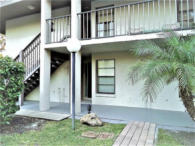 3037 Quail Hollow #11, Sarasota, FL 34235 (MLS #A4424343) :: McConnell and Associates