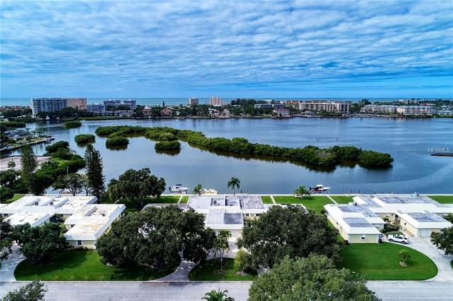 5922 Tidewood Avenue #6, Sarasota, FL 34231 (MLS #A4425614) :: Cartwright Realty