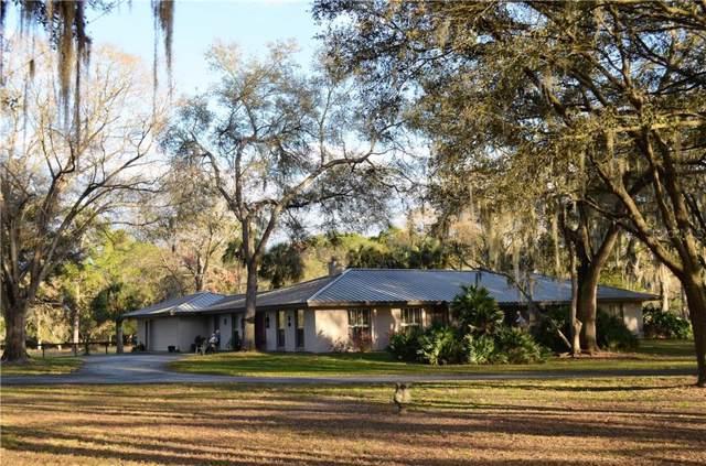 1101 Verna Road, Sarasota, FL 34240 (MLS #A4429407) :: Burwell Real Estate