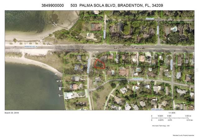 503 Palma Sola Boulevard, Bradenton, FL 34209 (MLS #A4431961) :: Medway Realty