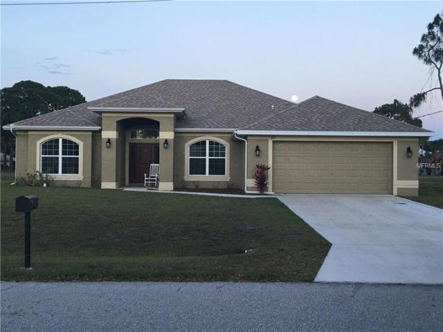 283 Mariner Lane, Rotonda West, FL 33947 (MLS #A4433923) :: The Duncan Duo Team