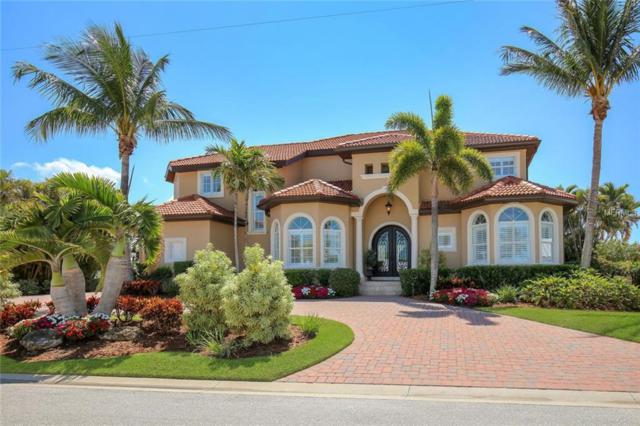 580 Putting Green Lane, Longboat Key, FL 34228 (MLS #A4434080) :: The Duncan Duo Team