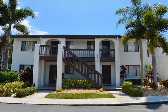 1654 Stickney Point Road 54-102, Sarasota, FL 34231 (MLS #A4436388) :: Cartwright Realty