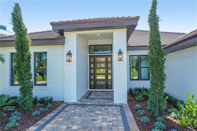 7767 Holiday Drive N, Sarasota, FL 34231 (MLS #A4437534) :: Griffin Group