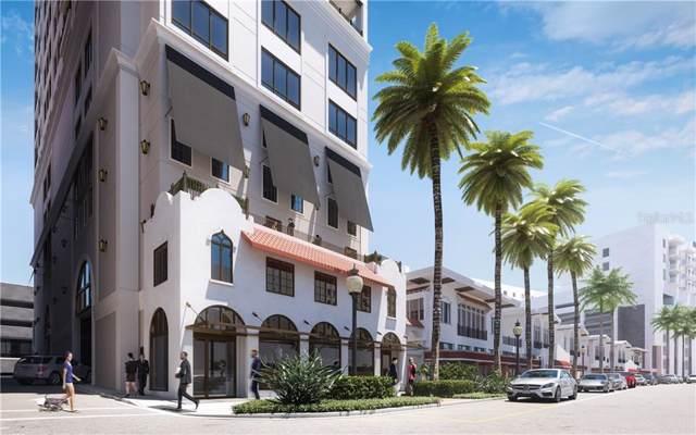 33 S Palm Avenue #1402, Sarasota, FL 34236 (MLS #A4438797) :: The Figueroa Team