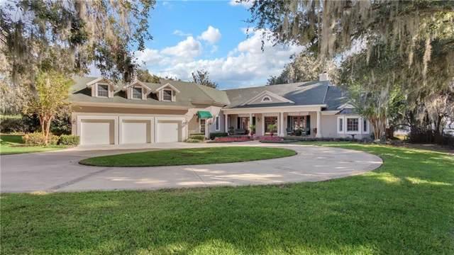 1110 N Lakeshore Boulevard, Howey in the Hills, FL 34737 (MLS #A4441178) :: 54 Realty