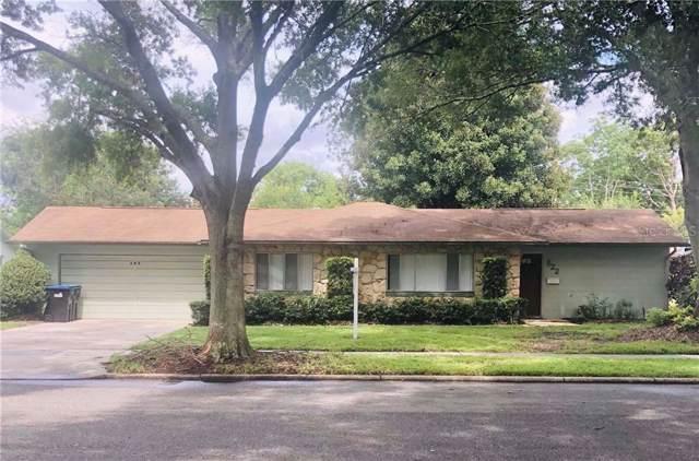 622 Saint Dunstan Way, Winter Park, FL 32792 (MLS #A4441964) :: Team Bohannon Keller Williams, Tampa Properties