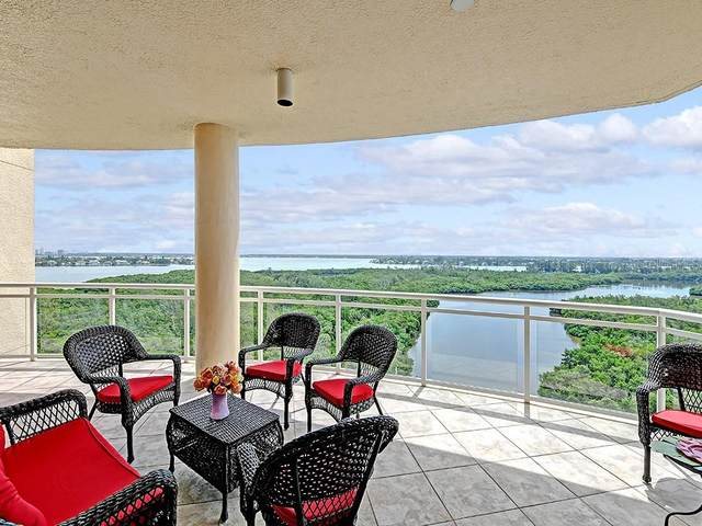 1300 Benjamin Franklin Drive #1009, Sarasota, FL 34236 (MLS #A4444104) :: Homepride Realty Services