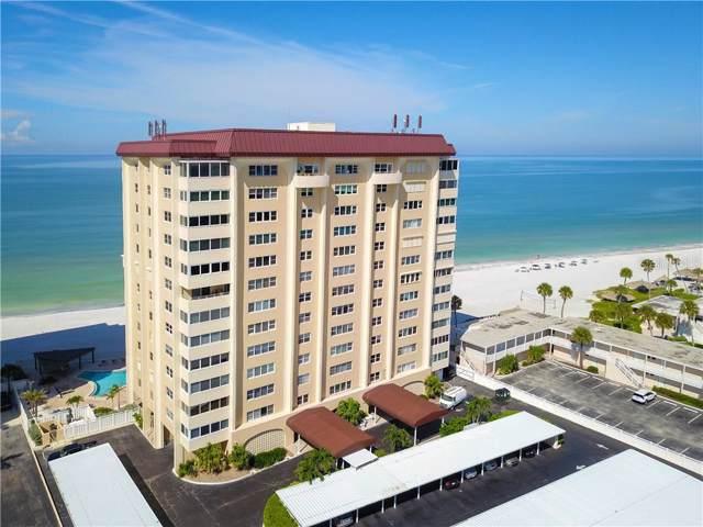 1700 Benjamin Franklin Drive 9F, Sarasota, FL 34236 (MLS #A4445657) :: Zarghami Group
