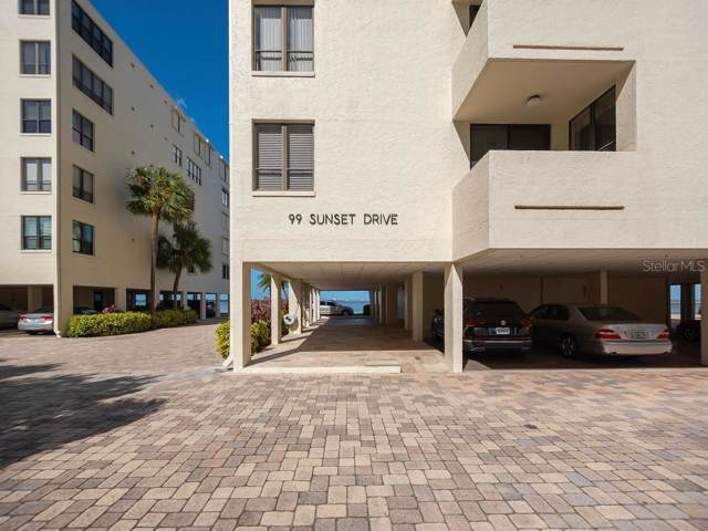 99 Sunset Drive #402, Sarasota, FL 34236 (MLS #A4447496) :: Alpha Equity Team