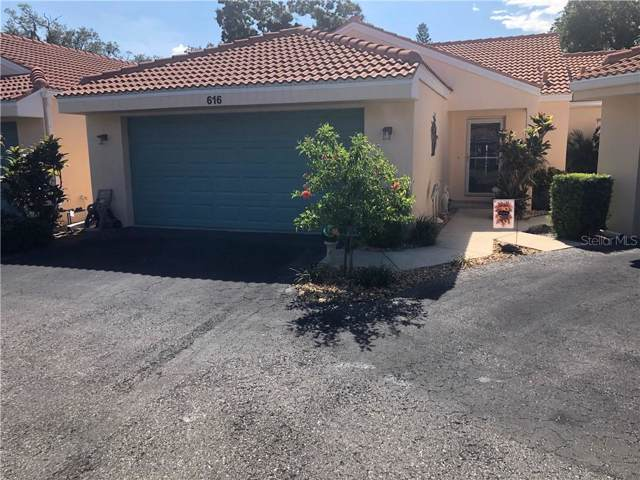 616 Tyson Terrace #16, Venice, FL 34285 (MLS #A4448293) :: RE/MAX Realtec Group