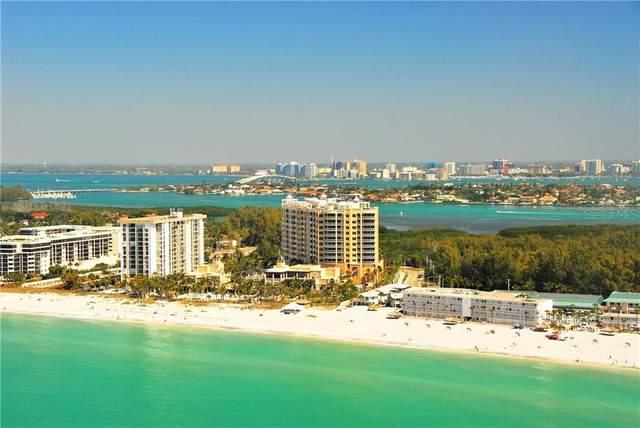 1300 Benjamin Franklin Drive #1208, Sarasota, FL 34236 (MLS #A4448354) :: Premium Properties Real Estate Services
