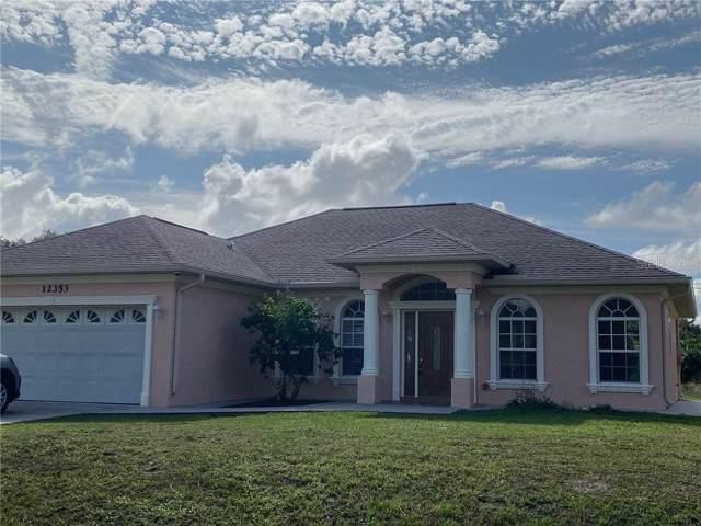 12353 Loranza Avenue, North Port, FL 34287 (MLS #A4450858) :: Team Bohannon Keller Williams, Tampa Properties