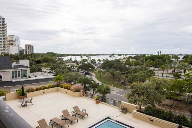 101 S Gulfstream 6G, Sarasota, FL 34236 (MLS #A4451859) :: 54 Realty