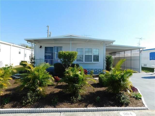 1104 45TH AVENUE Drive E, Ellenton, FL 34222 (MLS #A4453611) :: Medway Realty
