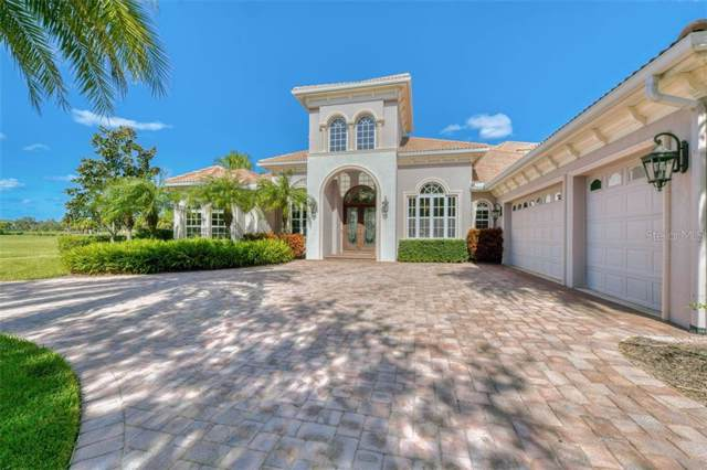 3719 Founders Club Drive, Sarasota, FL 34240 (MLS #A4455099) :: Cartwright Realty