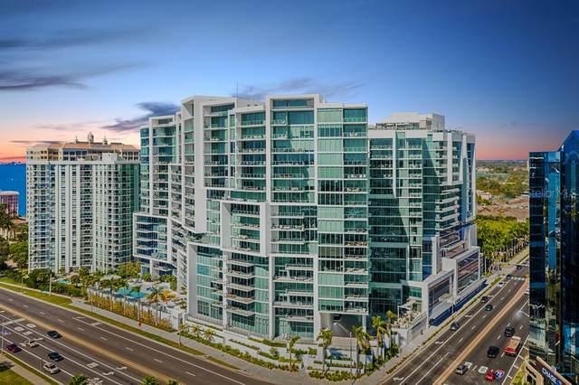 1155 N Gulfstream Avenue #0208, Sarasota, FL 34236 (MLS #A4455794) :: Team Pepka