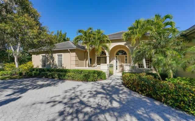 285 Sugar Mill Drive, Osprey, FL 34229 (MLS #A4456744) :: The Duncan Duo Team