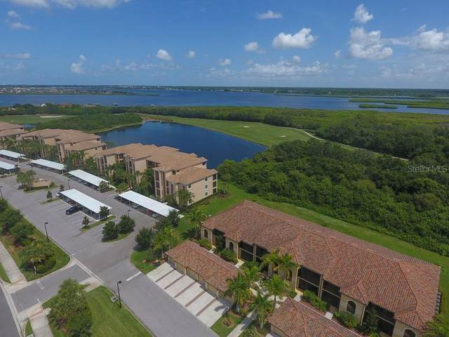 6611 Grand Estuary Trail #201, Bradenton, FL 34212 (MLS #A4458519) :: Bridge Realty Group